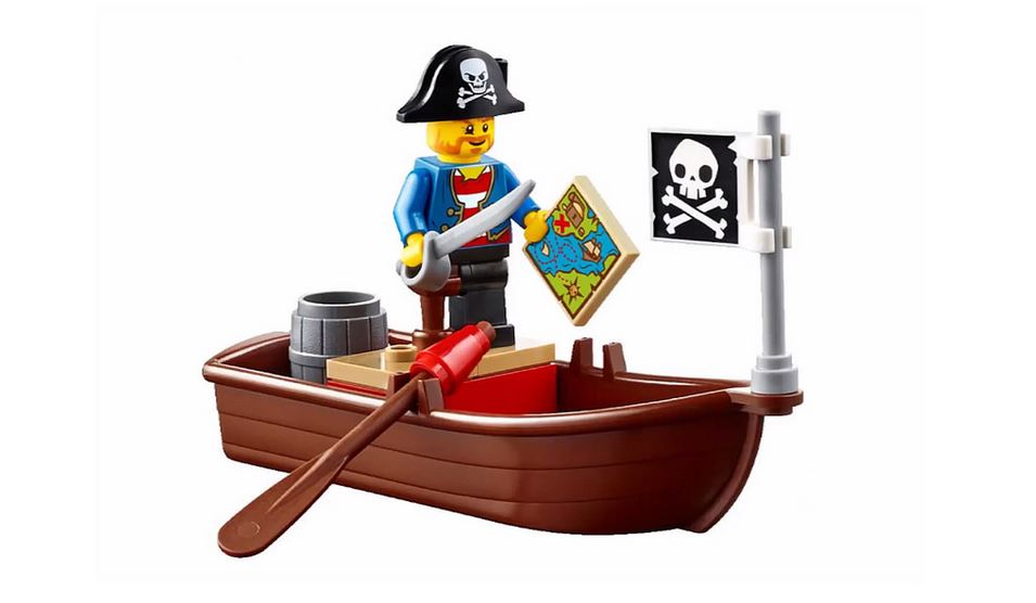 Lego Piraten
