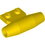 4100560 3475 jet engine triebwerk yellow