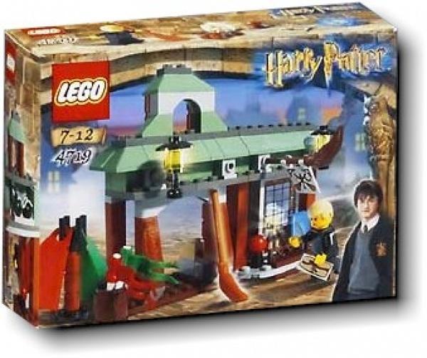 4719: LEGO® Harry Potter Quality Quidditch Supplies / Fachhandlung für Quidditch Zubehör