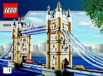 Instruction Creator 10214 Heft 1-3  NEU LEGO Bauanleitung