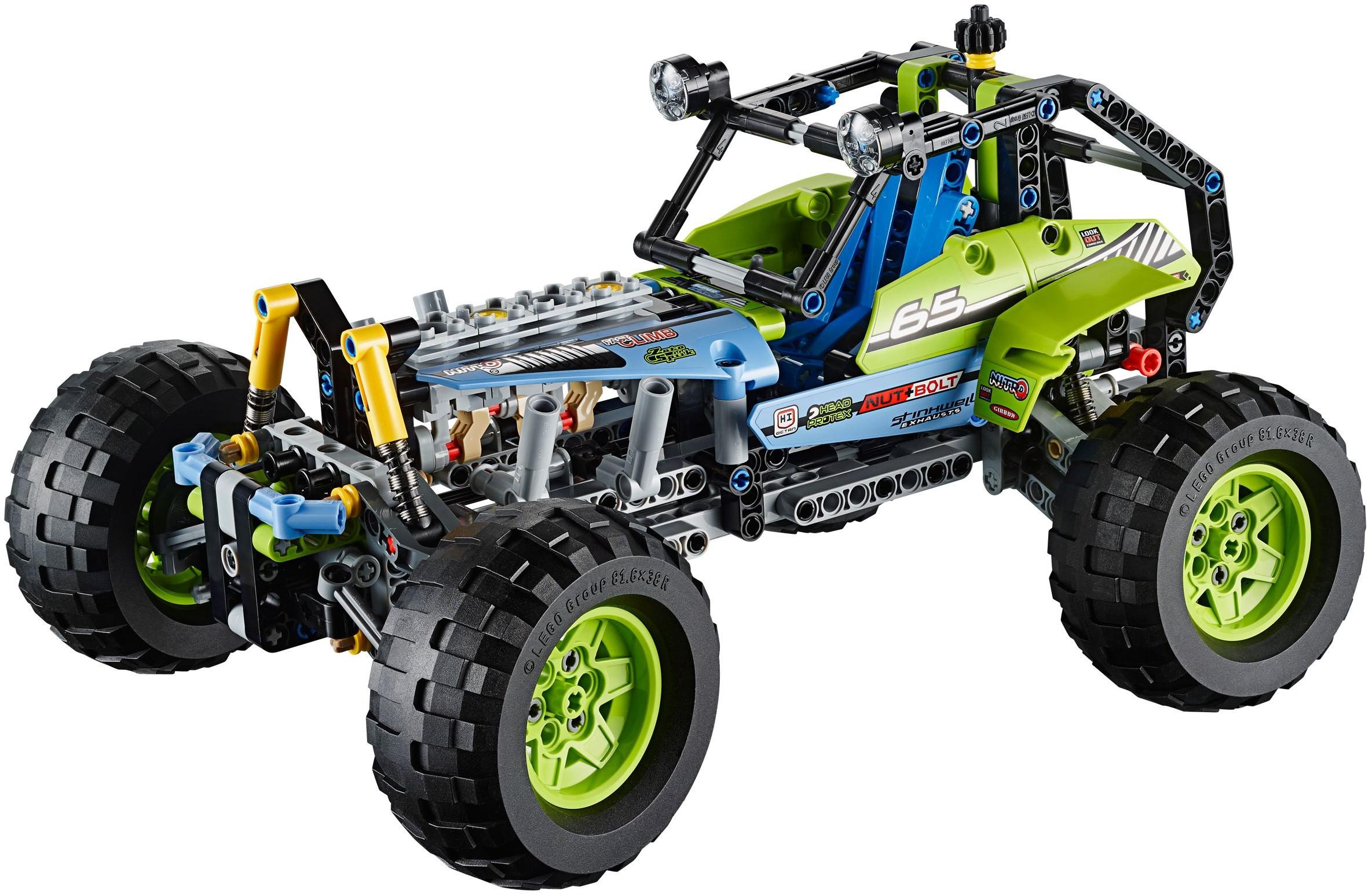 42037: LEGO® Technic Formula Off-Roader – KlickBricks
