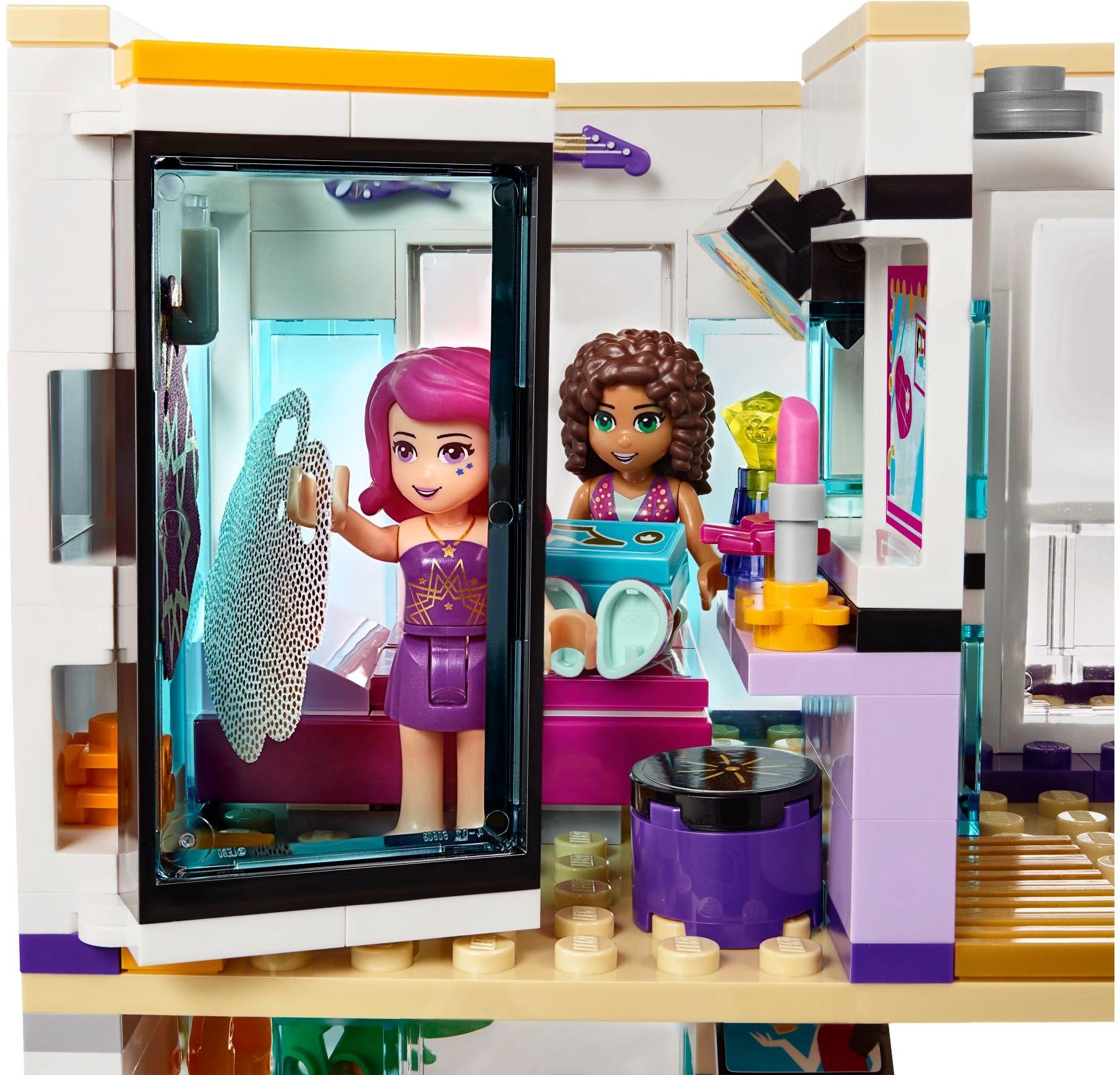 41135: LEGO® Friends Livi's Pop Star House / Livis Popstar ...
