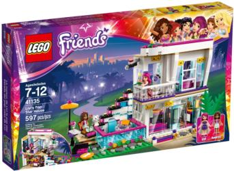 41135: LEGO® Friends Livi's Pop Star House / Livis Popstar-Villa