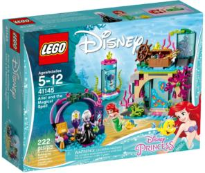 41145: LEGO® Disney Princess Ariel and the Magical Spell / Arielle und der Zauberspruch