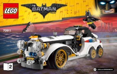 LEGO® Batman Movie 70911 Arctic Roller Pinguin NEU /& OVP Arktis Flitzer