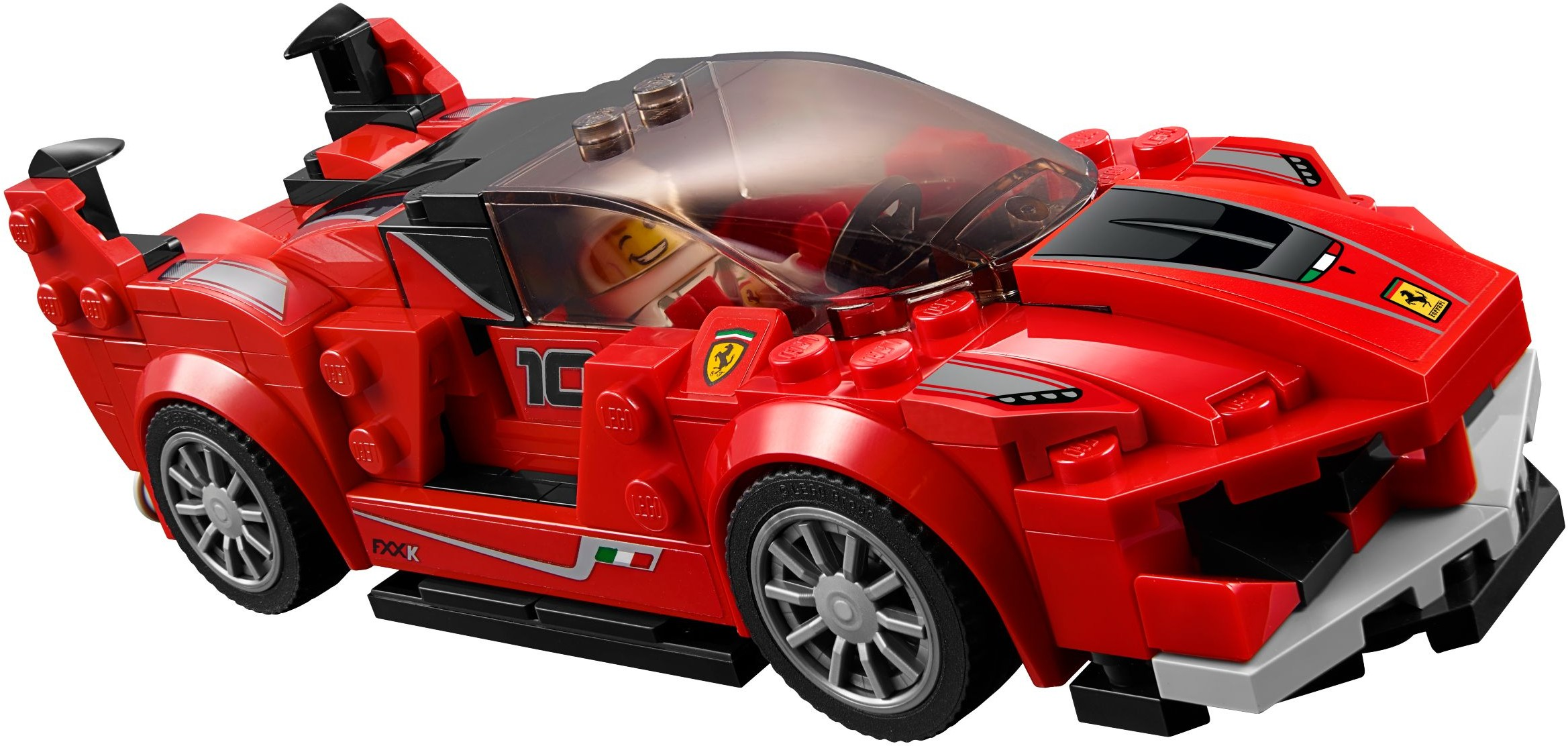 75882: LEGO® Speed Champions Ferrari FXX K & Development ...