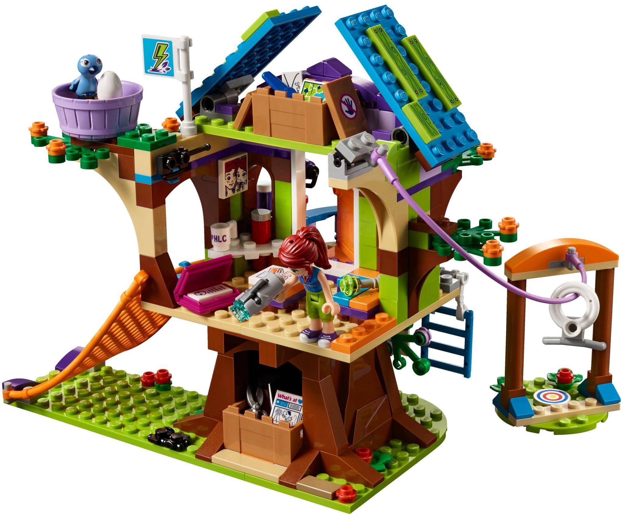 41335: LEGO® Friends Mia's Tree House / Mias Baumhaus ...