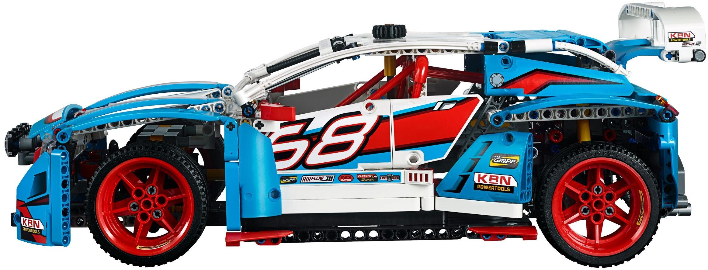 42077: LEGO® Technic Rally Car / Rally Auto