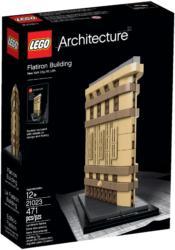 Lego Architecture 21023 Flatiron Building, New York