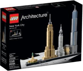 21028 Lego Architecture New York Bauanleitung PDF