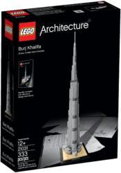 21031 Burj Khalifa Lego Architecture PDF Download Bauanleitung / Brickinstructions