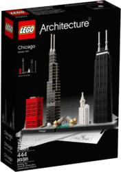 21033 Chicago Lego Architecture PDF Bauanleitung Download