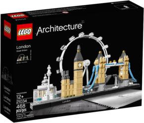 21034 Lego Architecture London