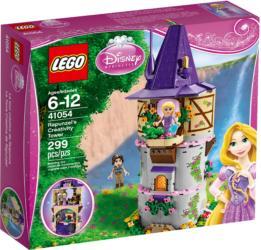 41054: Rapunzel's Creativity Tower / Rapunzels Turm der Kreativität Bauanleitung / Brickinstructions