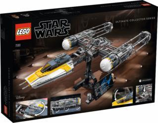 75181 Lego Star Wars Y wing Starfighter