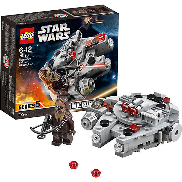 75193: Lego® Star Wars Millennium Falcon™ Microfighter