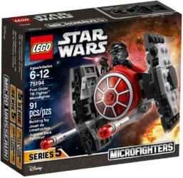 75194 Lego Star Wars First Order TIE Fighter™ Microfighter