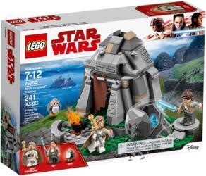 75200 Lego® Star Wars Ahch-To Island™ Training PDF Bauanleitung / Brickinstructions Download www.klickbricks.ch Lego Datenbank / Database und Einzelsteineshop