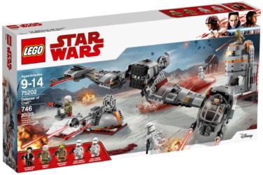 75202: Lego® Star Wars Defense of Crait™