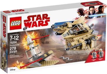 75204: Lego® Star Wars Sandspeeder™