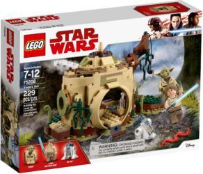 75208 Lego Star Wars Yodas Hütte