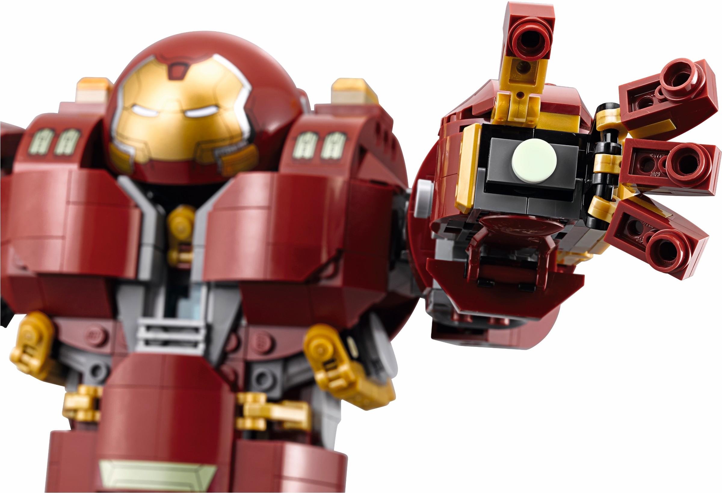 76105: LEGO® Marvel Super Heroes The Hulkbuster / Der ...