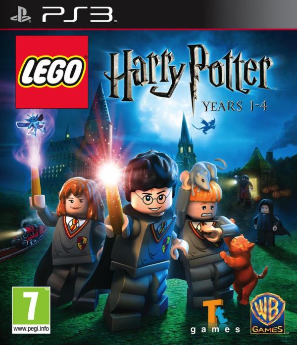 Lego Harry Potter Playstation 3 Die Jahre 1-4