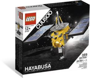 21101 Lego Ideas Hayabusa