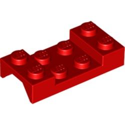 378821 mudguard 2X4 kotflügel rot 3788