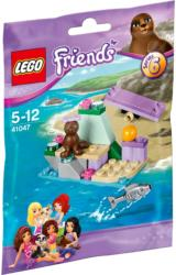 41047 lego friends robbenbabyfels