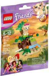 lego friends 41048 löwenbaby oase