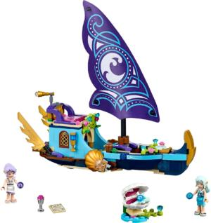 lego elves 41073 naidas epic adventure ship naidas abenteuerschiff