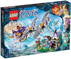 41077 lego elfes airas pegasus sleigh airas pegasus schlitten