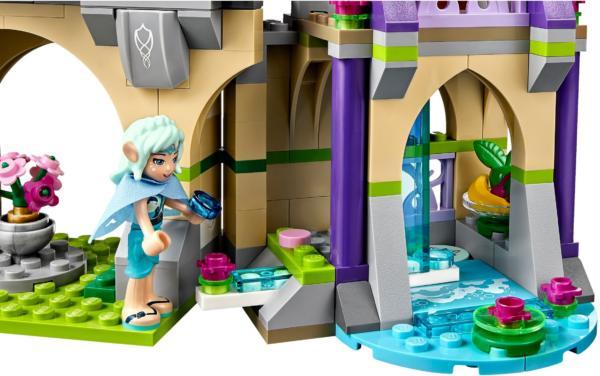 41078 lego elves skyras mysterious sky castle skyras geheimnisvolles himmelsschloss