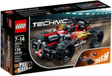 lego technic 42073 bash bumms