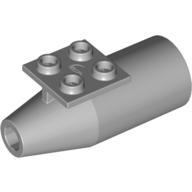 4263610 4868 flugzeugturbine hellgrau