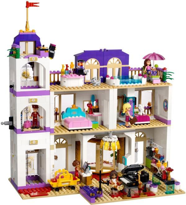 41101 lego friends heartlake grand hotel