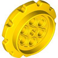 4494518 Technic Kettenrad Gelb