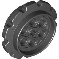 4582792 Technic Kettenrad Schwarz