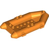 6029882 Schlauchboot Bright Orange