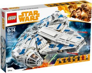 75212 Kessel Run Millennium Falcon Lego Star Wars