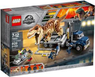 75933 Lego Jurassic World T Rex Transport