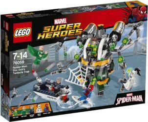 76059 Lego Marvel Spider Man Doc Ocks Tentakelfalle