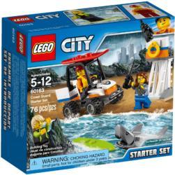 60163 Lego City Coast Guard Starter Set