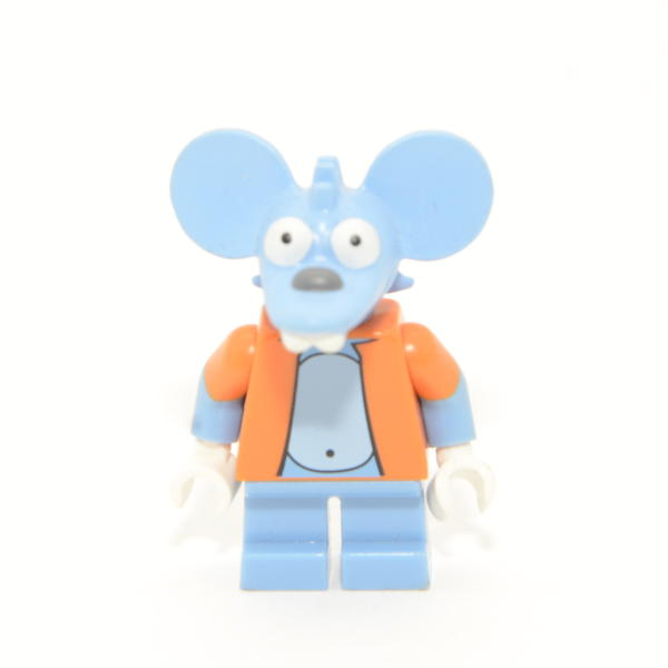 Lego Minifigur The Simpsons Itchy