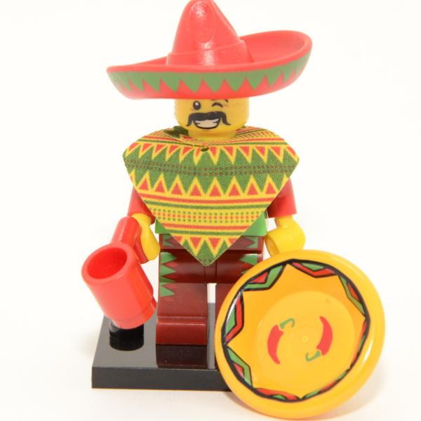Lego Mexikaner mit Sombrero