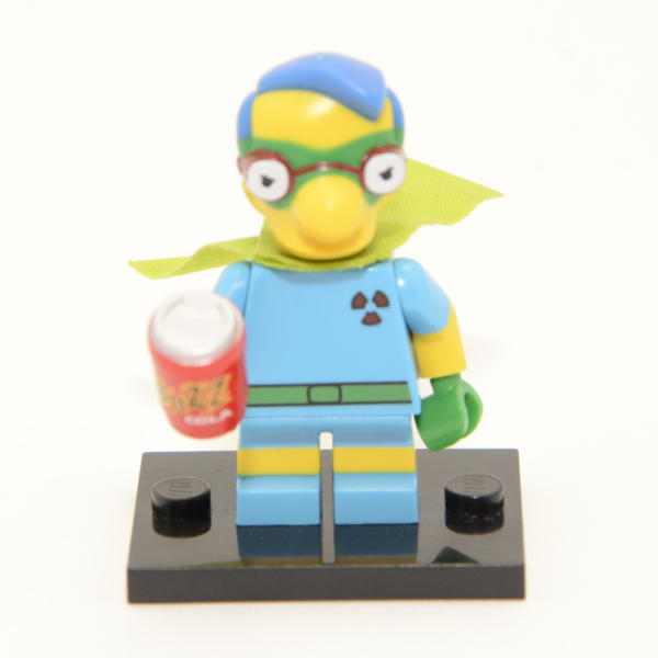 Lego Minifigur The Simpsons Milhouse Van Houten Fallout Boy 71009