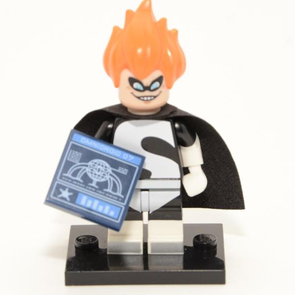 Lego Minifigur Disney's Serie 1 Syndrome Figur 14 (71012)