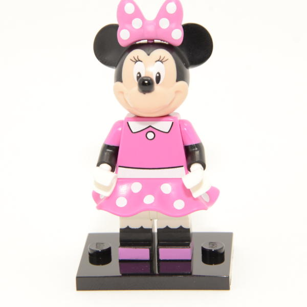Lego Minifigur Disney's Serie 1 Minnie Maus Figur 11 (71012)