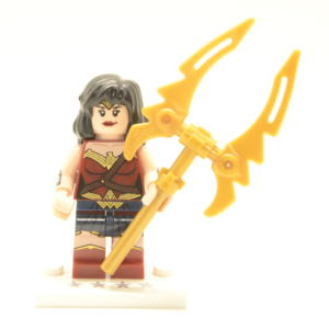 Lego Minifigur Wonder Women DC Comics (Custom)